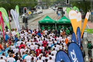 Subway ist auch 2015 Sponsor für alle 20 Stadtläufe von SportScheck und BMW