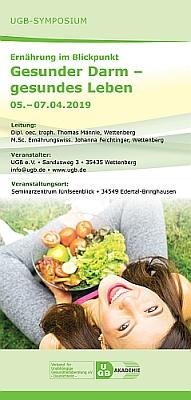 UGB-Synmposium 2019