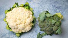 Das Power-Duo: Blumenkohl und Brokkoli