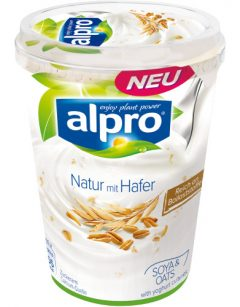 Alpro Joghurtalternative Natur mit Hafer