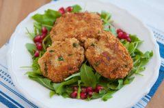 Vegetarische Burger Patties im Geschmackstest: wenig überzeugend