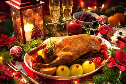 Weihnachtsbraten (Ente)