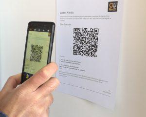 Corona-Krise & Online-Check-in: Mini-App 2FDZ von Aktiv-Online bietet Lösung für die Öffnung von Restaurants & Gastronomiebetrieben