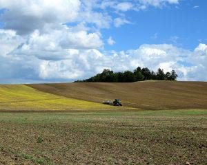 Acker, Landwirtschaft
