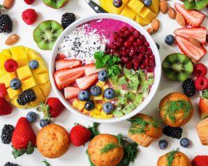 Früchte, Obst