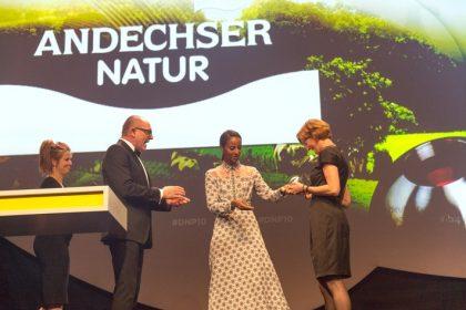 Deutscher Nachhaltigkeitspreis 2018:Andechser Natur