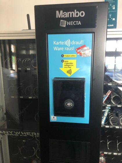 Automaten mit bargeldlosen Zahlungssystemen: Flavura Vending Automaten: Verkaufsautomaten und Warenautomaten