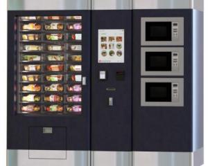 Automaten mit Mikrowelle: Mikrowelle Automaten von Flavura Vending Automaten: Snackautomaten, Verkaufsautomaten, Warenautomaten von Flavura der Hersteller Automaten mit integrierter Mikrowelle