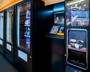 Automaten Supermarkt: 24-7-Supermarkt: Automaten Supermarkt by Flavura Automaten mit Snackautomaten, Foodautomaten, Eisautomaten, Kaffeeautomaten, Getränkeautomaten, Verpflegungsautomaten, Vending Automaten (Verkaufsautomaten, Warenautomaten) im Bereich Kaffee, Drinks, Food, Snacks & Non-Food