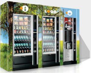 Automatenstationen & Automatenstraßen by Flavura: Kaffeeautomaten und Vending Automaten