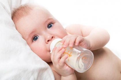 Baby Flasche