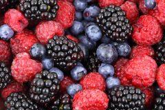 Für die Sommerküche: Süße Beerenfrüchte pikant zubereitet
