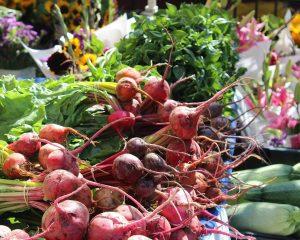 Rüben, Bauernmarkt