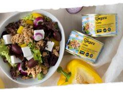Bestnote für Nachhaltigkeit: Veganz bringt vegane Thunfisch-Alternative auf den Markt