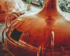 Bier, Brauerei