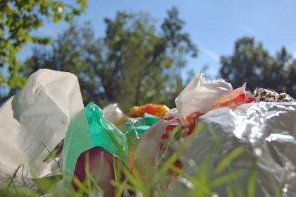 Plastiktütenverbrauch