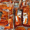 Abgepacktes Grillfleisch © IMAGO / Martin Wagner
