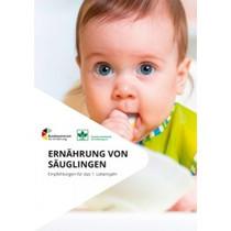 """Broschüre """"Ernährung von Säuglingen"""""""