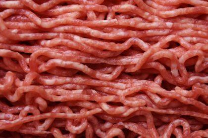 Hackfleisch vom Schwein