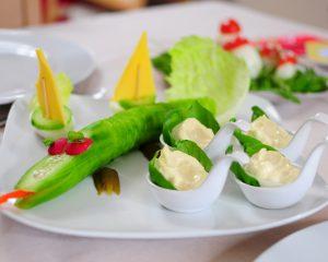 Gemüse, Kinder