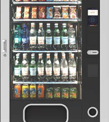 FAS FASTER TMT Touch 900 Visual by Flavura Foodautomat, Snackautomat, Verkaufsautomat & Warenautomat: Spiralautomat