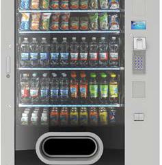 Vandalismussicherer Indoor & Outdoor Automat: FAS SKUDO MAX 1050 Visual by Flavura Foodautomat, Snackautomat, Verkaufsautomat & Warenautomat