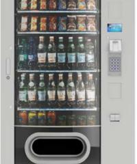 Vandalismussicherer Automat für Indoor & Outdoor: FAS SKUDO MAX 900 Visual by Flavura Foodautomat Snackautomat Verkaufsautomat Warenautomat