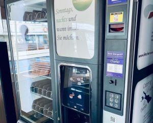 Flavura Automaten an Bord der Bodensee Fähren powered by Bodensee Catering: Flavura Kaffee- und Vending Automaten: Getränkeautomaten, Kaffeeautomaten & Kaffeevollautomaten, Wasserautomaten & Wasserspender, Verpflegungsautomaten (Eisautomaten, Foodautomaten & Snackautomaten), Vending Automaten (Verkaufsautomaten & Warenautomaten)