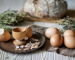 Eier kochen, Frühstücksei