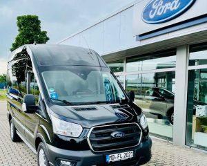Fuhrpark-Erweiterung: Flavura Kaffeeautomaten und Vending Automaten jetzt mit neuen Ford-Lieferwagen und Transportern unterwegs