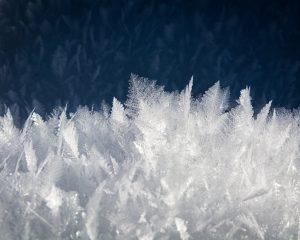Eis, Winter