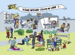 Seit 10 Jahren: Netzwerk Gesund ins Leben stellt Weichen für gesundes Aufwachsen