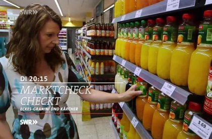 Marktcheck checkt ... Eckes-Granini