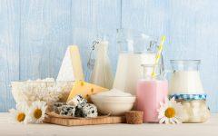 Milchprodukteautomat: Milchprodukte aus dem Automaten: Flavura Verkaufsautomaten, Warenautomaten, Trommelautomaten