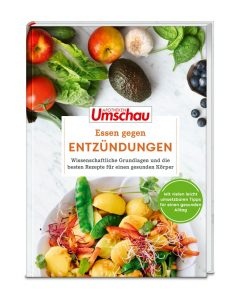 "Neuer Apotheken Umschau-Ratgeber: ""Essen gegen Entzündungen"""