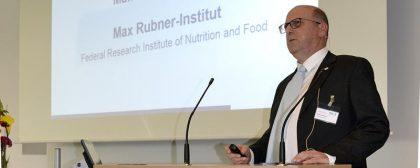 Prof. Pablo Steinberg eröffnet die MRC