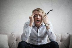 Monkey Mind: ständig Stress und Sorgen