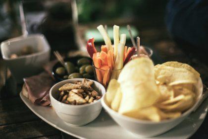 Snacks, Imbiss
