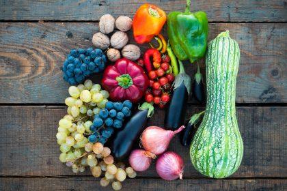 Obst, Gemüse