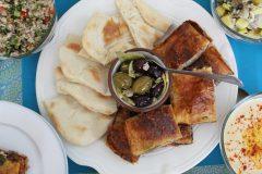 Mezze: kleine Vorspeisen aus dem Orient