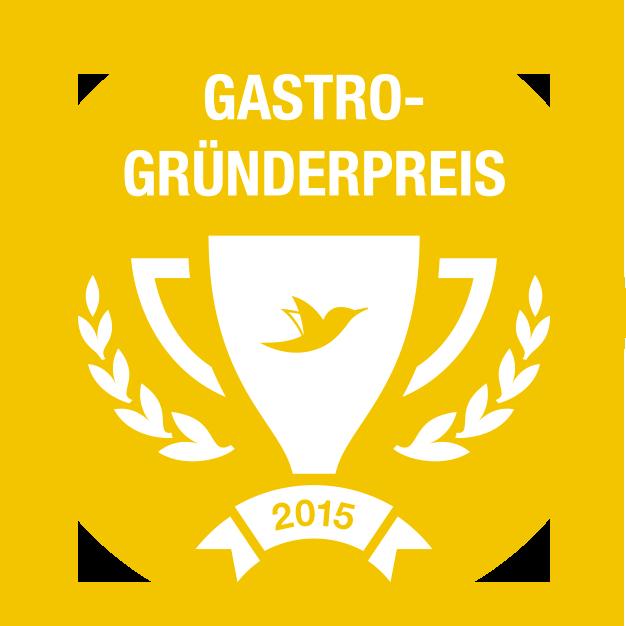 Pokal Gastro-Gründerpreis