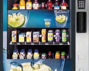 Sielaff Robimat Kaltgetränkeautomat mit Liftsystem by Flavura: Getränkeautomat, Verkaufsautomat