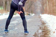 Nicht ganz ungefährlich: Sport in der kalten Jahreszeit