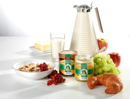 Tag des Honigfrühstücks