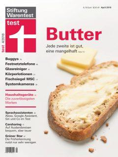 Butter im Test