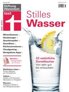 Natürliches Mineralwasser im Test: Von sehr gut bis entzaubert