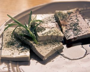 Tofu, vegetarisch